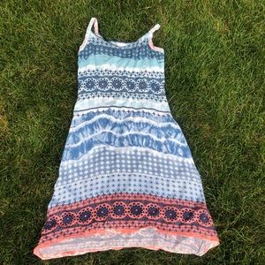 Tribal jeans lightweight dress
